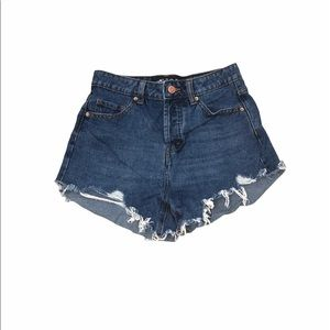 Wild Fable Denim High Waisted Shorts